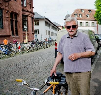 """""""chàng sinh viên"""" lịch sử ở Heidelberg"""